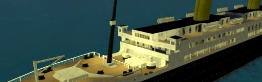 (SINKABLE SHIP) RMS Valiant