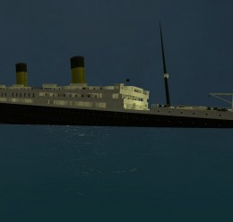(SINKABLE SHIP) RMS Valiant For Garry's Mod Image 3