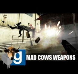 Mad Cows Weapons Reborn - G13 For Garry's Mod Image 1