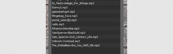 GMOD MP3 Player v2