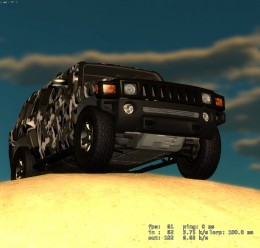 Hummer H3 For Garry's Mod Image 1