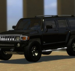 Hummer H3 For Garry's Mod Image 2