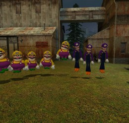 wario bros.zip For Garry's Mod Image 1