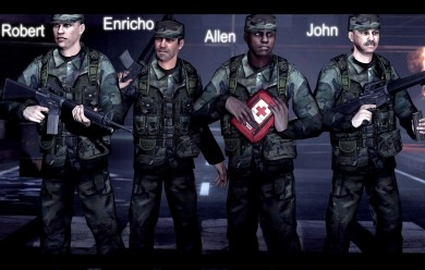 L4D National Guard Survivors For Garry's Mod Image 1