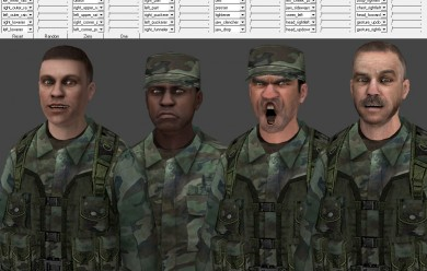L4D National Guard Survivors For Garry's Mod Image 2