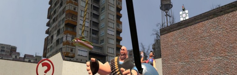 Heavy in Action 1.1 For Garry's Mod Image 1