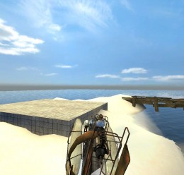 gm_beach.zip For Garry's Mod Image 2