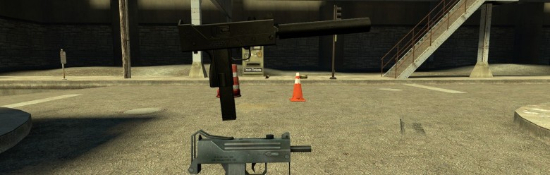 css_mac-10_suppressed_hexed.zi For Garry's Mod Image 1