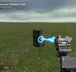 Explosive Entities Stool For Garry's Mod Image 1