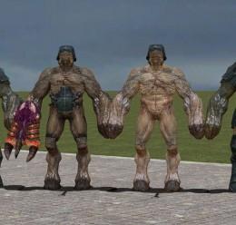 Black Mesa Alien Grunt + Fix For Garry's Mod Image 1