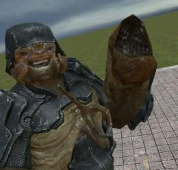 Black Mesa Alien Grunt + Fix For Garry's Mod Image 2