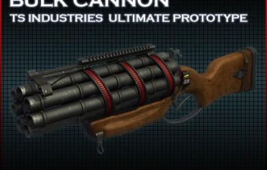 The Bulk Cannon [Gmod 13] For Garry's Mod Image 1