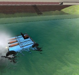Airboat, by iiHaXaLotii.zip For Garry's Mod Image 2