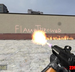 flamethrower SWEP.zip For Garry's Mod Image 1