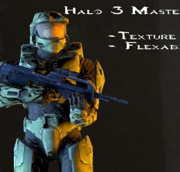Halo 3 - Master Chief v2.zip For Garry's Mod Image 1
