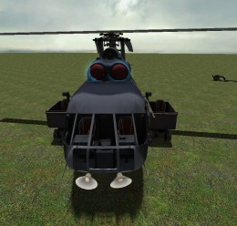 attack_helicopter.zip For Garry's Mod Image 2