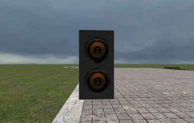 better_speakers.zip For Garry's Mod Image 2