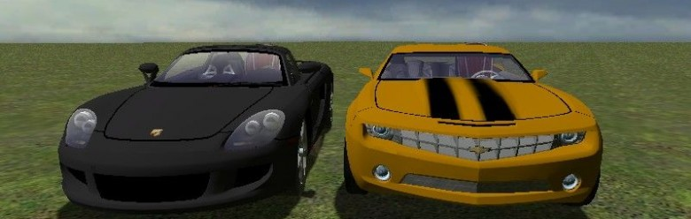 drivable sports cars.zip For Garry's Mod Image 1