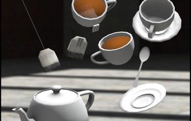 Tea Set For Garry's Mod Image 2