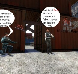 Kill Breen Mission For Garry's Mod Image 1