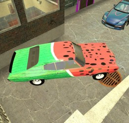 4 Skins for TDM Cars SVN For Garry's Mod Image 3