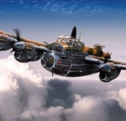 lancaster_bomber.zip For Garry's Mod Image 2