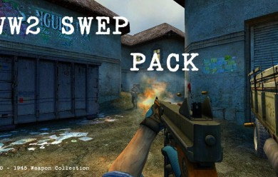 Second World War SWep Pack For Garry's Mod Image 1