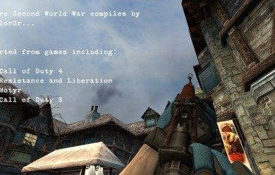 Second World War SWep Pack For Garry's Mod Image 2