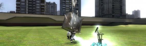 Super Gravity Gun