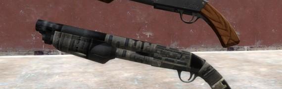 TF2 Realistic Shotgun