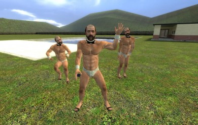 Dean's Rapist Player For Garry's Mod Image 1