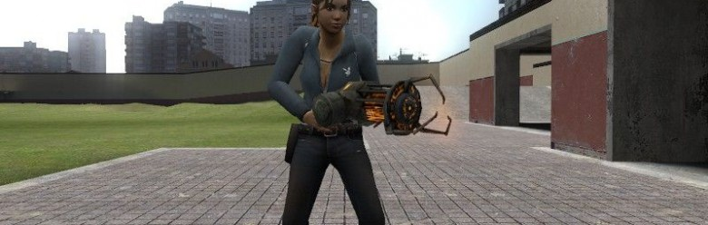 Sexy Zoey playermodels For Garry's Mod Image 1