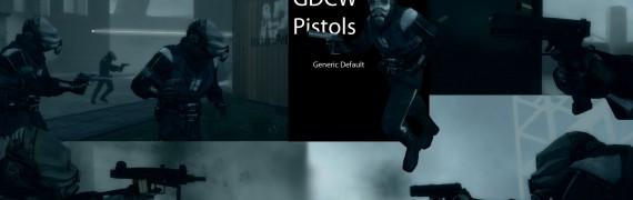 GDCW Pistols