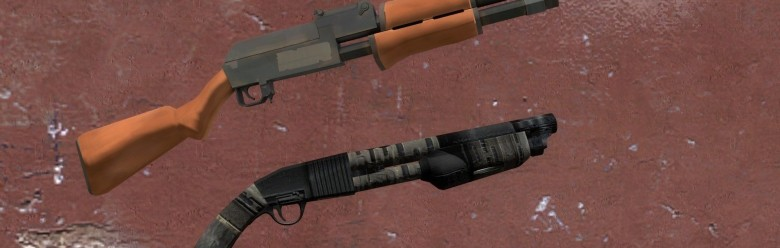 tf2_ak47_shotgun_hexed.zip For Garry's Mod Image 1