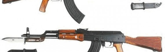 AK47 Bayonet