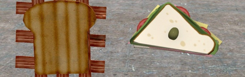 bacon_sandvitch_hex.zip For Garry's Mod Image 1