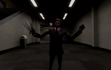 spy_krueger_and_pyro_voorhees_ For Garry's Mod Image 2