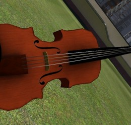 violin+bow.zip For Garry's Mod Image 3