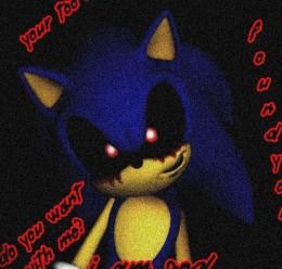 sonic.exe_reskin.zip For Garry's Mod Image 1
