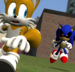 sonic.exe_reskin.zip For Garry's Mod Image 2