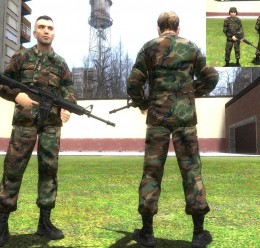 Reskinned WIC Soldiers For Garry's Mod Image 2