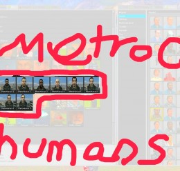 metrohumannpcs.zip For Garry's Mod Image 3