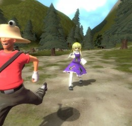 mmd_touhou_ports_-_part_6.zip For Garry's Mod Image 2