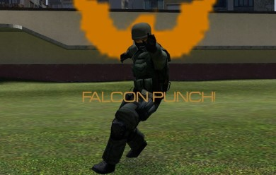 falconpunch.zip For Garry's Mod Image 1