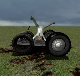crazy_car.zip For Garry's Mod Image 3