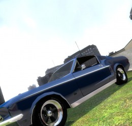 ford_mustang.zip For Garry's Mod Image 1