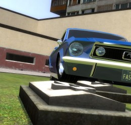 ford_mustang.zip For Garry's Mod Image 2