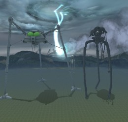 war_of_the_worlds_tripod_pack. For Garry's Mod Image 1