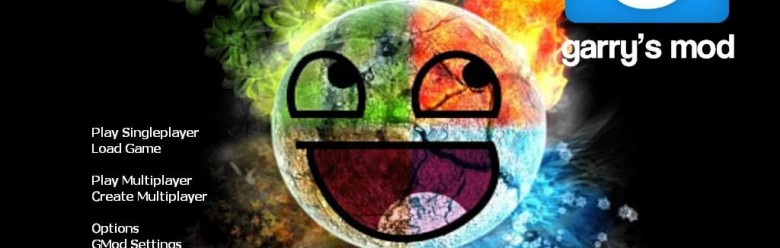 elemental_awesome_smiley.zip For Garry's Mod Image 1
