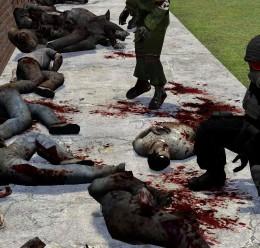 Resident Evil HUNK Snpc For Garry's Mod Image 1
